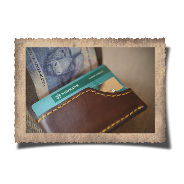 Witwatersrand Mini Wallet