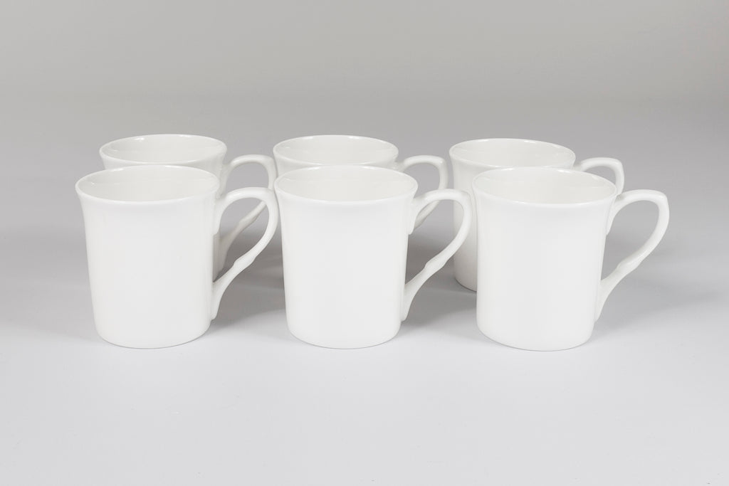Devon Set of 6 Mugs