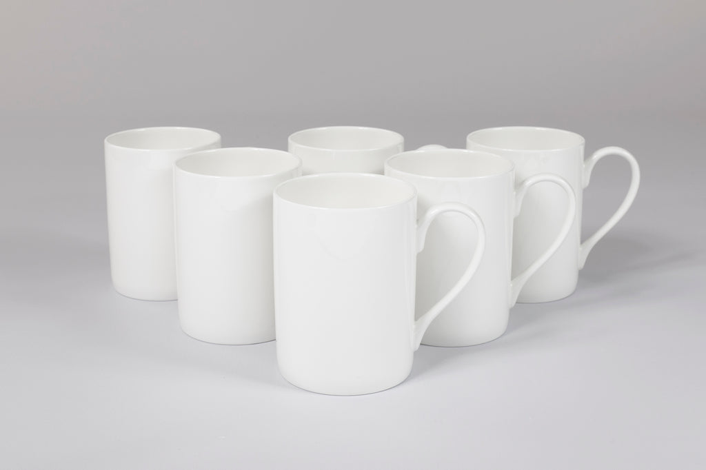 Curzon Set of 6 Mugs