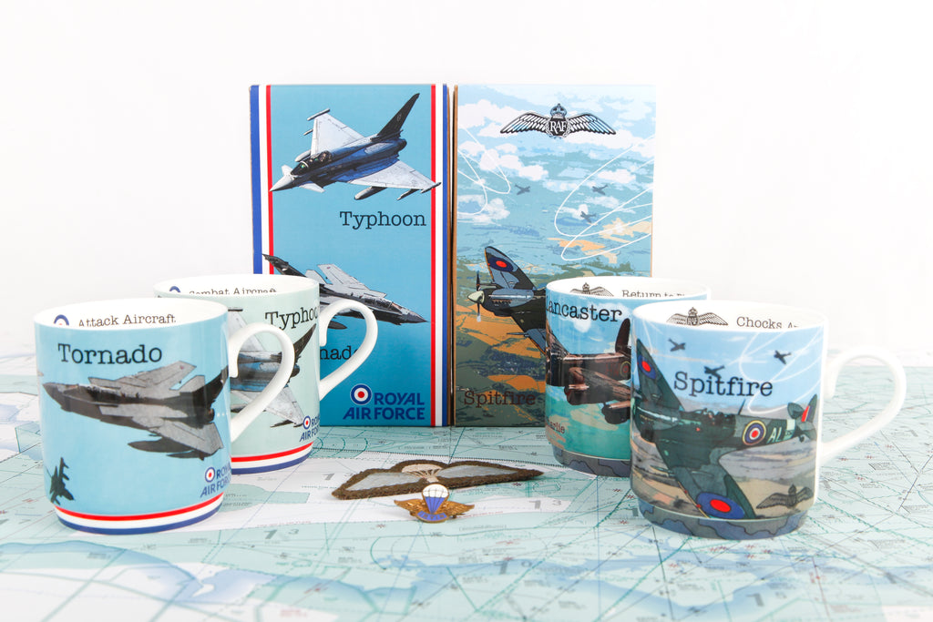 RAF Mug Collection
