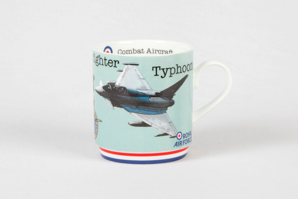 RAF Typhoon Stacker mug