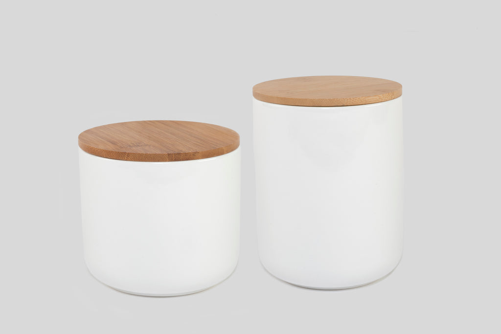 Storage Jar Set of 2