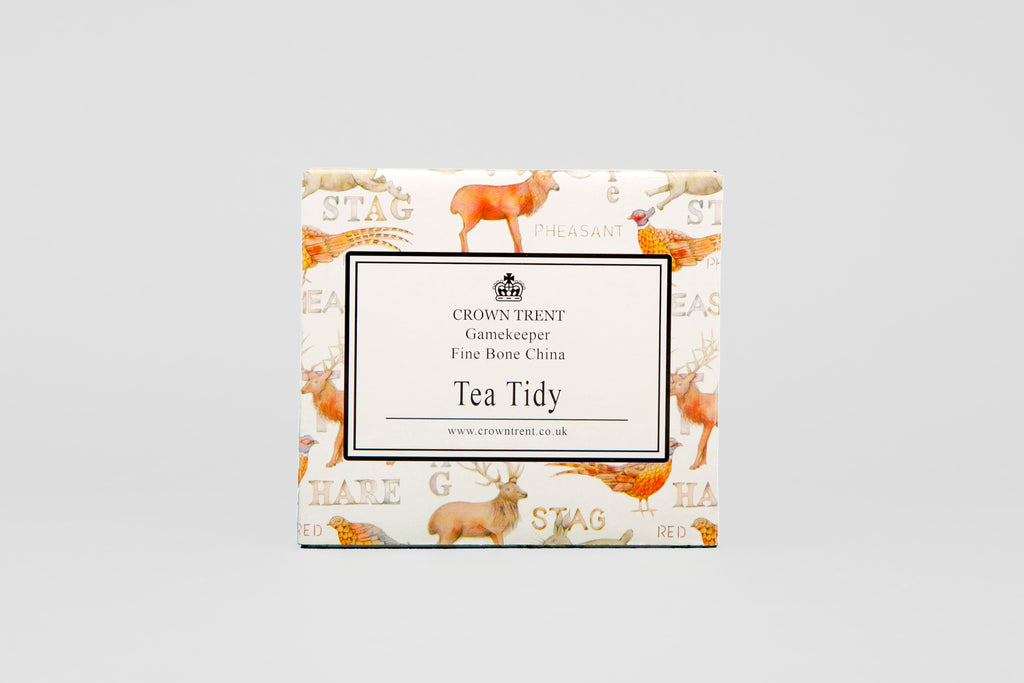 Gamekeeper Tea Tidy Gift Boxed