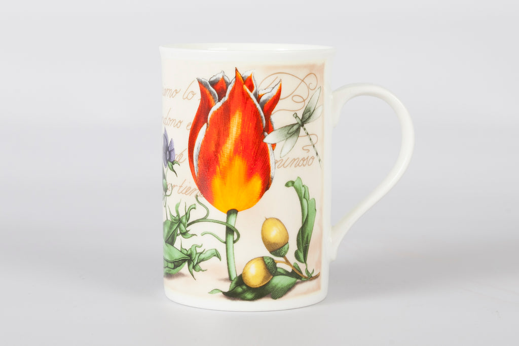 Tulip Set of 6 Mugs