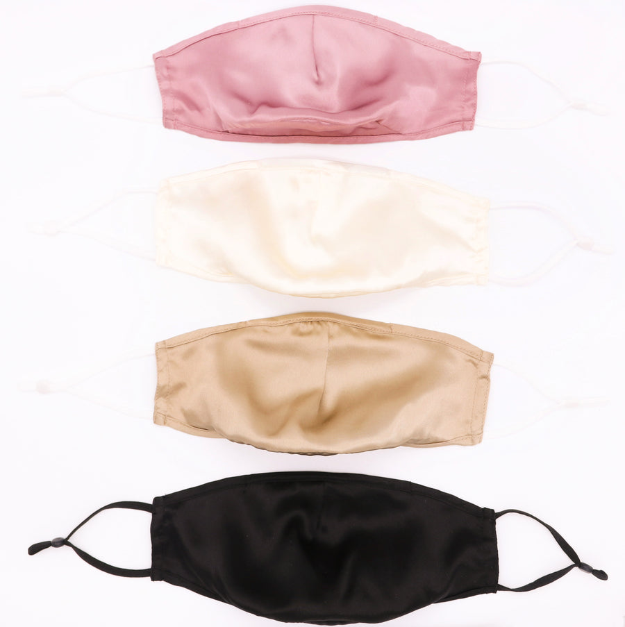 SILK MASK - NEW COLORS
