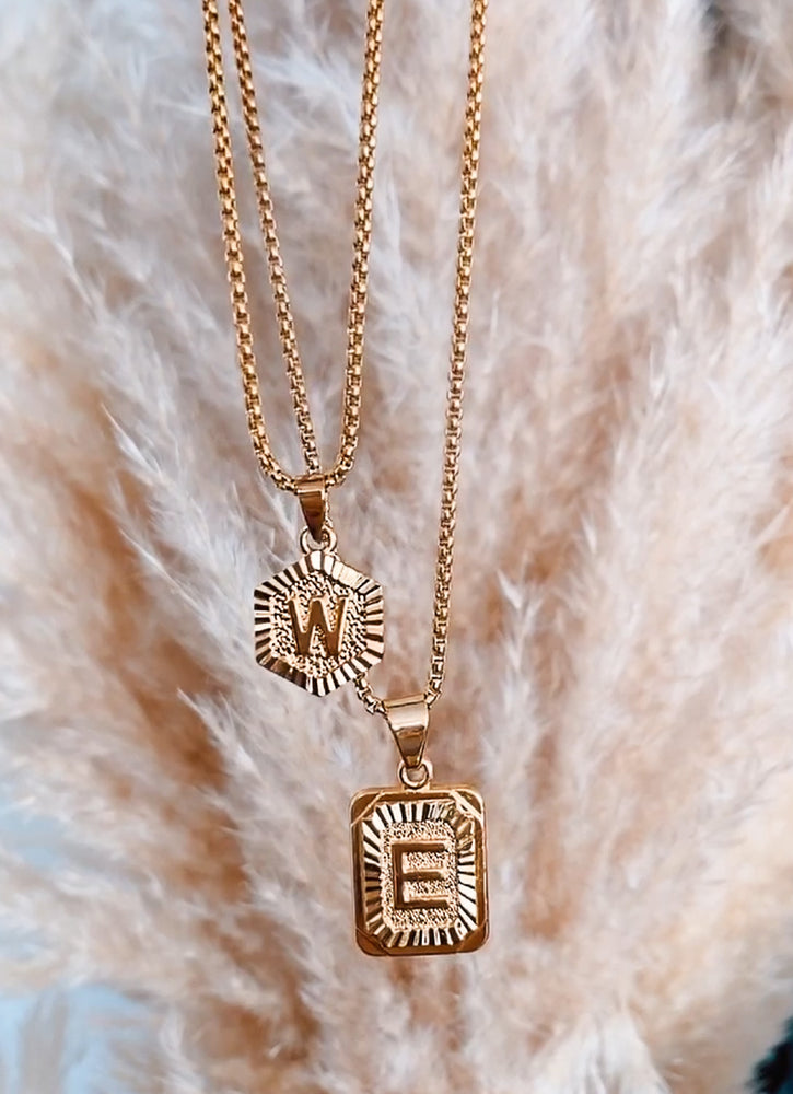 ESTEEM NECKLACES (GOLD)