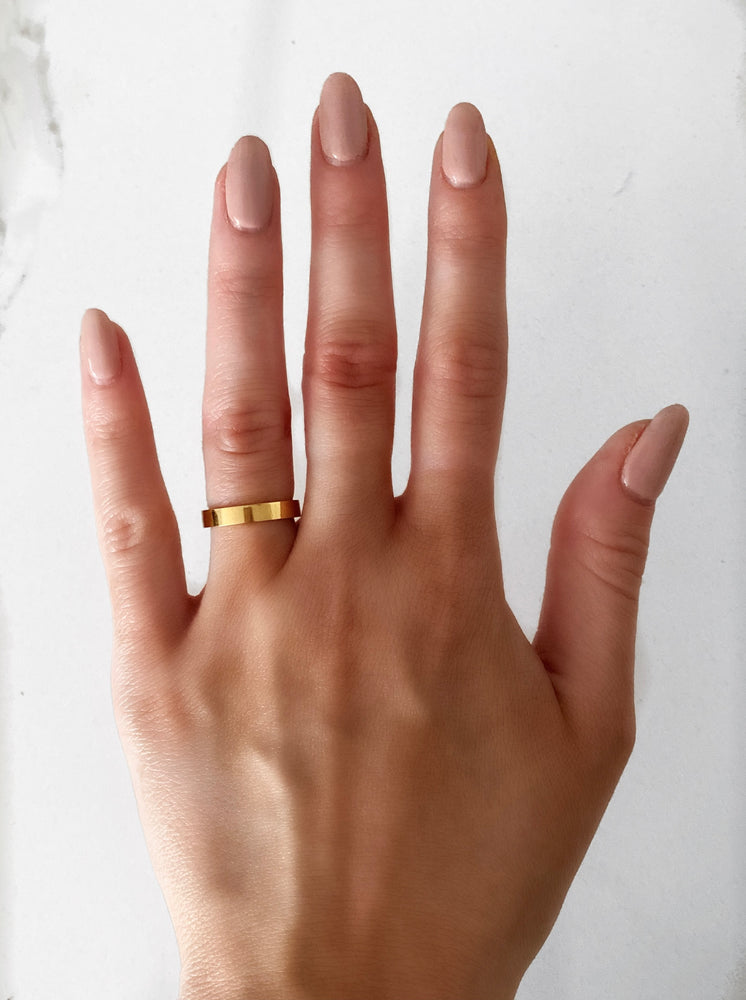 NAKED RINGS (SIZES 4-9)