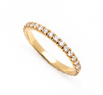 DELUXE ETERNITY BAND