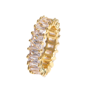 GOLD BELLE RING