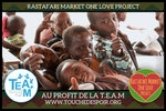 Faire un don au profit de Touche d'Espoir pour un Avenir Meilleur - One Love Project