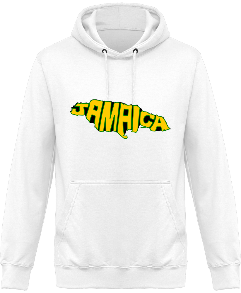 Sweat Shirt à Capuche Unisex Jamaica