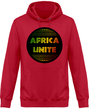 Sweat Shirt à Capuche Africa Unite