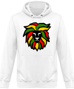 Sweat Shirt à Capuche Unisex Lion