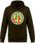 Sweat Shirt à Capuche Unisex Reggae Rebel Music