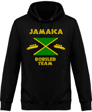 Sweat Shirt à Capuche Unisex Jamaica Bobsled Team