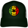 Casquette Trucker Rasta Don't Worry