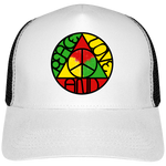 Casquette Trucker Peace and Love