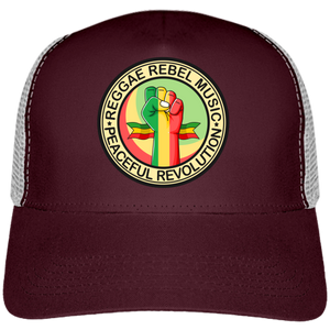 Casquette Trucker Reggae Rebel Music