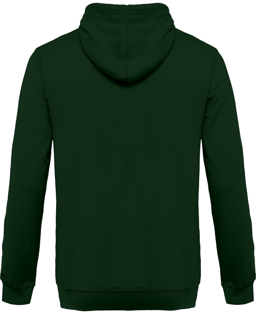 Sweat Shirt Zippé Capuche Rastafari Lion