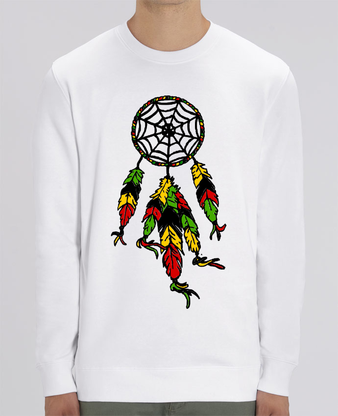 Sweat Col rond Unisex Dream Catcher