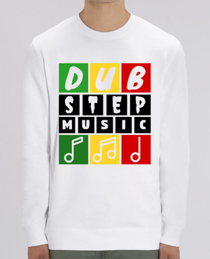 Sweat Col rond Unisex Dubstep Music