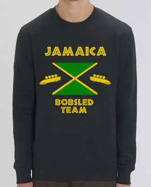 Sweat Col rond Unisex Jamaica Bobsled Team