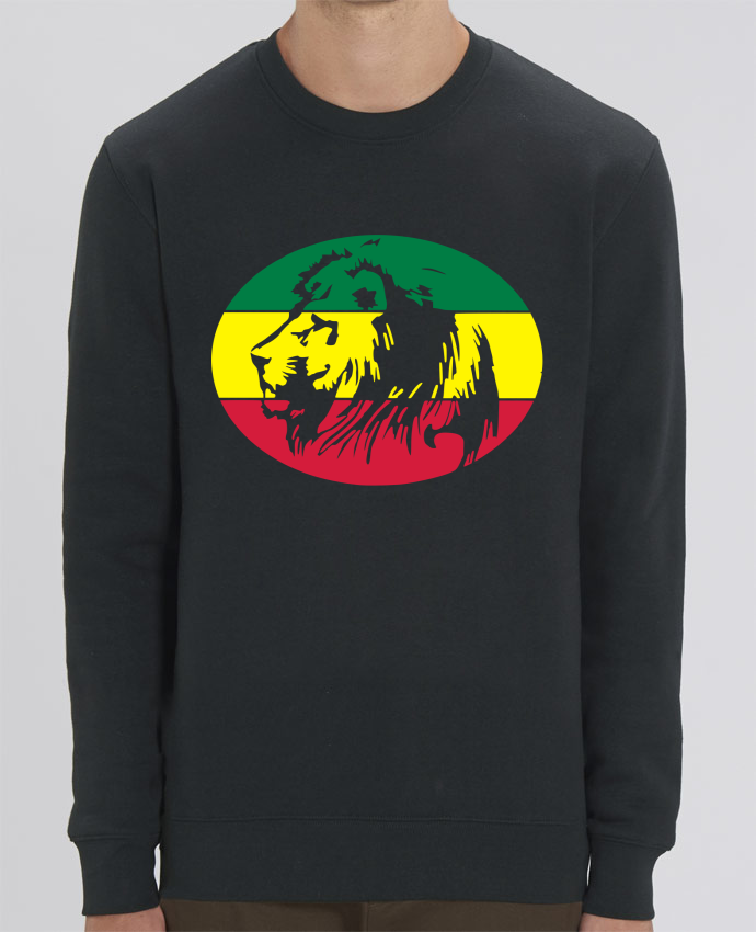 Sweat Col rond Unisex Lion VJR