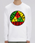 Sweat Col rond Unisex Peace design