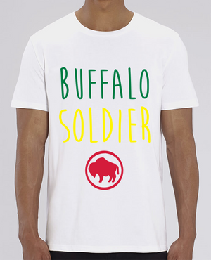 T-Shirt Col Rond Buffalo Soldier