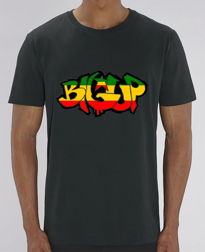 T-Shirt Col Rond Big Up
