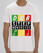 T-Shirt Col Rond Dubstep Music