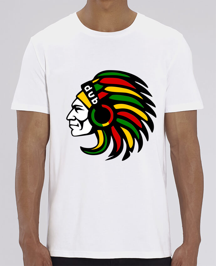 T-Shirt Col Rond Indian Dub