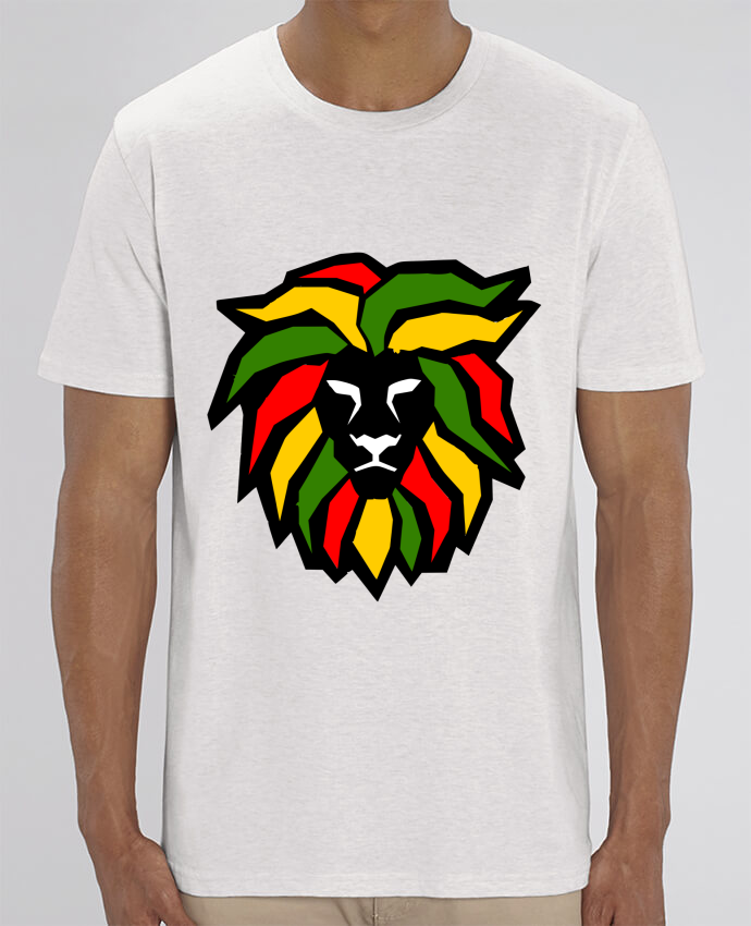 T-Shirt Col Rond Lion
