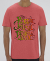 T-Shirt Col Rond Reggae Music is the People Music