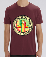 T-Shirt Col Rond Reggae Rebel Music
