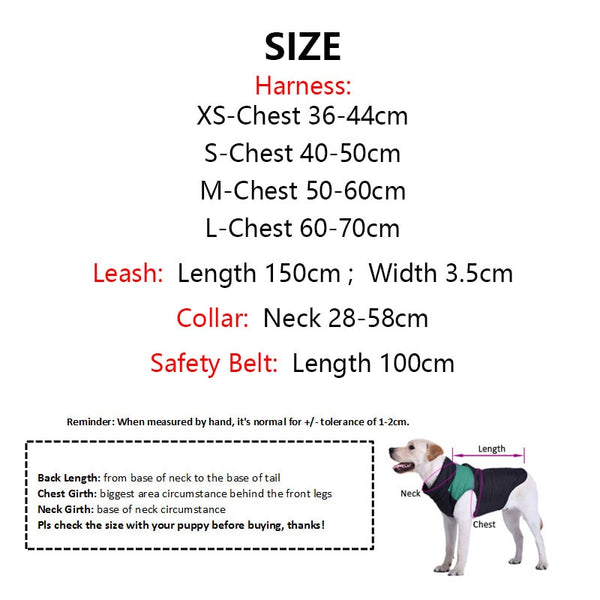 Red Pupreme Harness, Collar and Leash Dog Breeds – Frenchies