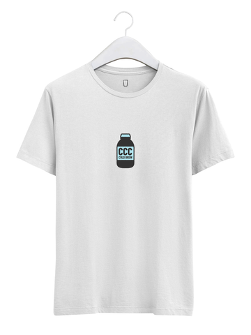 Cold Brew Tee In White