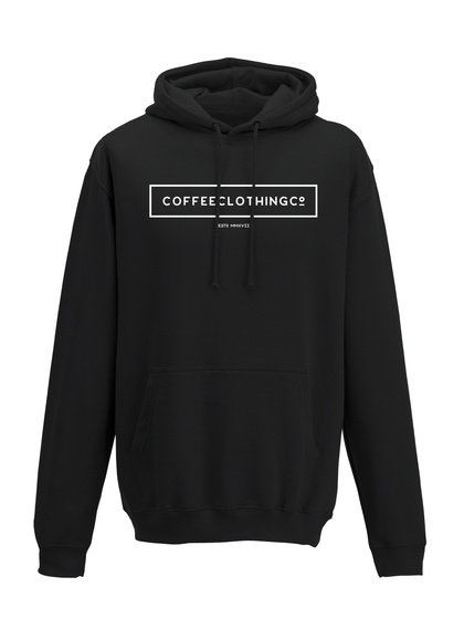 Contemporary Hoodie In Black