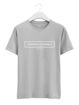 Contemporary Tee In Grey