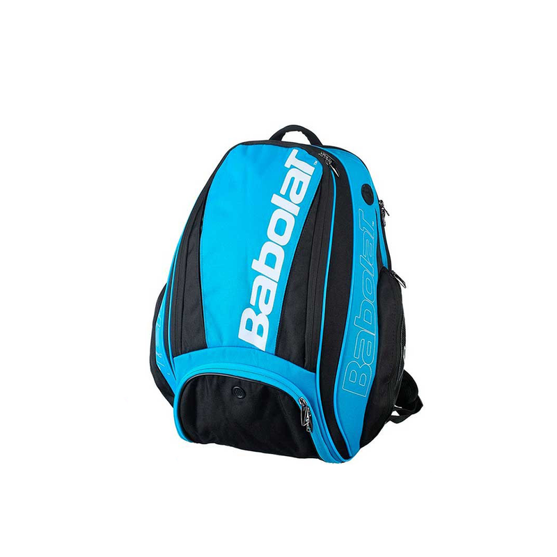 Babolat Pure Drive Backpack - Blue/White-Bags- Canada Online Tennis Store Shop