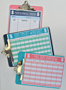 Homemaking Printable Pack - PDF