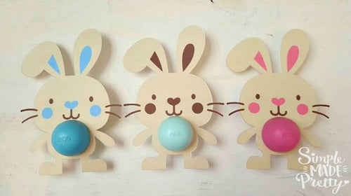 EOS Easter Bunny Cards