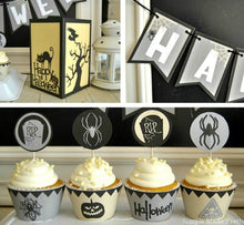Load image into Gallery viewer, Halloween Printable Decor Package - PDF
