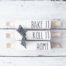 Load image into Gallery viewer, Decals for Mini Rolling Pins (DECAL only shipped)