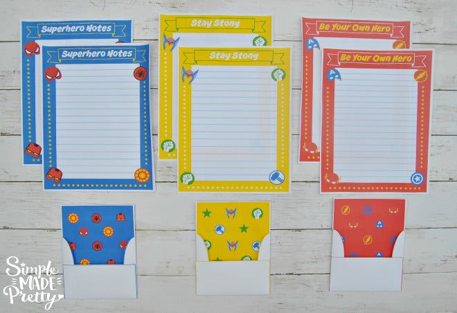 Superhero Birthday party | Superhero DIY | Superhero art | Superhero quotes | superhero stuff | superhero printables | stationery for boys | superhero ideas | superhero pictures
