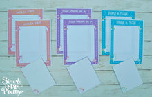 Load image into Gallery viewer, Unicorn Stationery Set - Printable PDF