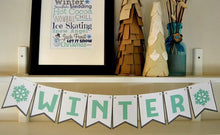 Load image into Gallery viewer, Winter Home Decor Printables - PDF