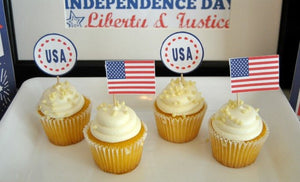 July 4th Independence Day Printables - PDF