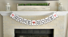 Load image into Gallery viewer, Home Sweet Home Housewarming Party Banner - PDF
