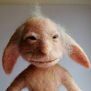 How to clean your Needle-felted artwork
